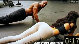getlinkyoutube.com-Awesome 4 Minute Abs Workout For men and women