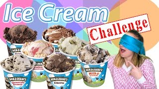 Ice Cream Challenge | Brooklyn and Bailey