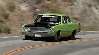 getlinkyoutube.com-Start: $400 - Finish: Mean Green MOPAR: Violent Valiant - /BIG MUSCLE