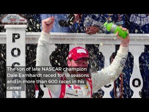 Dale Earnhardt Jr. Announces Retirement From NASCAR