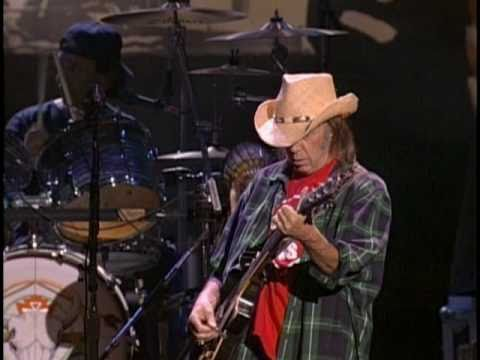 Neil Young and Crazy Horse - Don't Cry No Tears (Live at Farm Aid 2001)