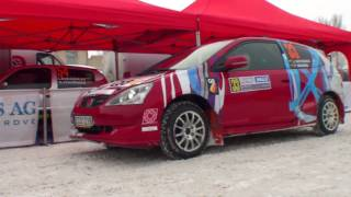 Vid�o Winter Rally 2010 - Utena, Lithuania par Audrius200 (4961 vues)