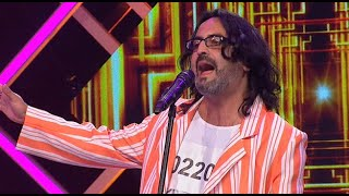 Yo Soy: así reaccionó Ricardo Morán al escuchar cantar a este participante