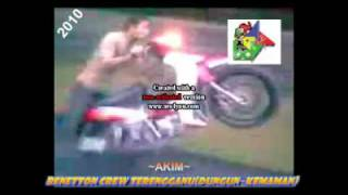 getlinkyoutube.com-Mat Rempit Terengganu (Crew Kemaman)