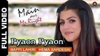 getlinkyoutube.com-Pyaon Pyaon Full Video | Main Aur Mr. Riight | Shenaz Treasury & Barun Sobti