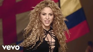 flushyoutube.com-Shakira - La La La (Brazil 2014) ft. Carlinhos Brown