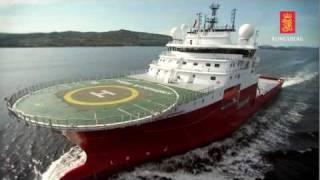 getlinkyoutube.com-Kongsberg Maritime delivery to Fugro Symphony