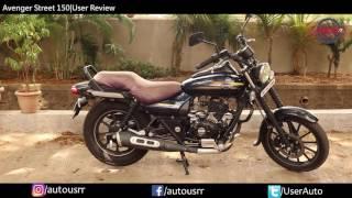 getlinkyoutube.com-Bajaj Avenger Street 150 | User Review | Auto User Reviews
