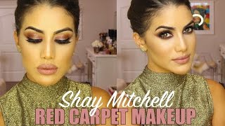 getlinkyoutube.com-Shay Mitchell Inspired Makeup
