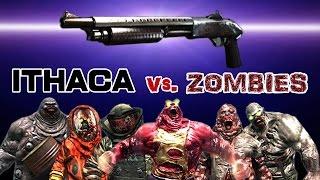 getlinkyoutube.com-Dead Trigger 2 ITHACA Mk10 vs. Zombies HD