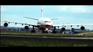 getlinkyoutube.com-Surinam Airways A340 ( PZ-TCP)