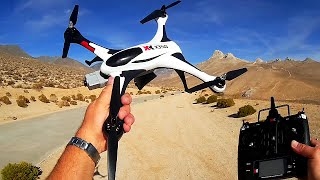 getlinkyoutube.com-XK X350 Dancer Stunt Drone