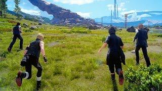 getlinkyoutube.com-Explorons les vastes Plaines - Final Fantasy XV