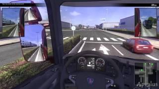 getlinkyoutube.com-Scania Truck Driving Simulator 2012 Gameplay [ PC HD ]