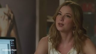 """Revenge 4x14 Emily and Margaux Threaten Each Other """"Kindred"""""""