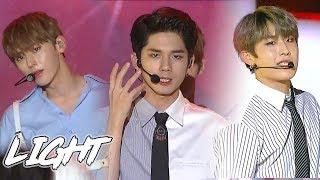 [HOT]Wanna One   Light ,  워너원   켜줘  Show Music Core 20180728