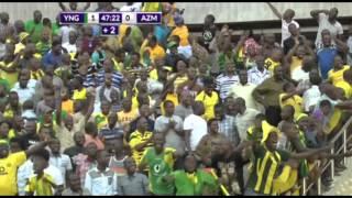 VIDEO: Goli alilofunga Donald Ngoma dhidi ya Azam