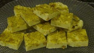 getlinkyoutube.com-Shirpera (Afghan milk fudge)
