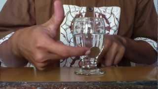 getlinkyoutube.com-koin menembus gelas kaca (solusi)
