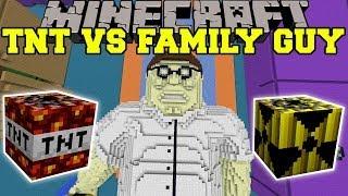 getlinkyoutube.com-TOO MUCH TNT MOD VS FAMILY GUY - Minecraft Mods Vs Maps (SO MANY EXPLOSIONS!)
