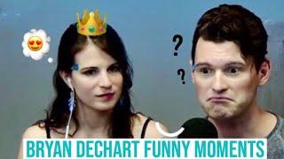 Bryan Dechart   Funny Moments width=
