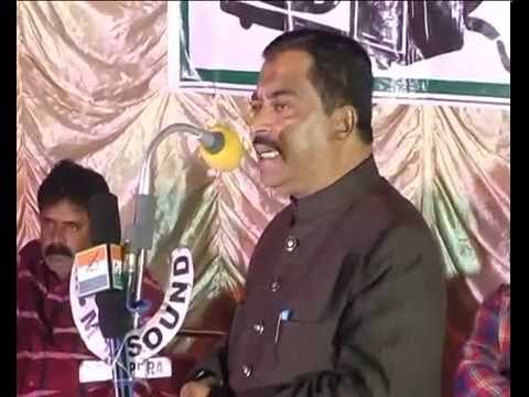 Alahj Syed Saleem speech at Santosh Nagar held on 22nd April 2014