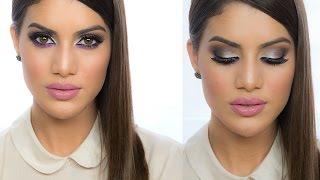getlinkyoutube.com-Go-To Nightlife Makeup Look   Makeup Tutorials and Beauty Reviews   Camila Coelho