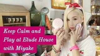getlinkyoutube.com-Keep Calm and Play at Etude House with Blogger Miyake