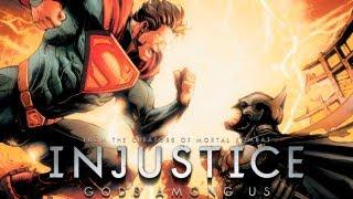 ИГРОФИЛЬМ - Injustice: Gods Among Us (HD) RUS