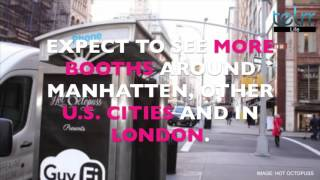 Masturbation Booth Opens In NYC
