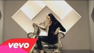 getlinkyoutube.com-Nicki Minaj Ft. Lady Gaga & Porcelain Black - Let's Burn The Étage (Music Video)