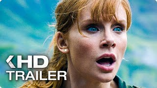 JURASSIC WORLD 2: Fallen Kingdom Teaser Trailer (2018)