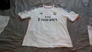 real madrid adidas 2013/14 ronaldo home jersey
