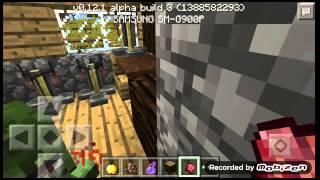 getlinkyoutube.com-Convertir aldeano zombie a aldeano tutocraft