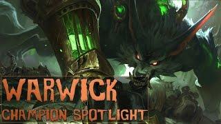 getlinkyoutube.com-WARWICK REWORK CHAMPION SPOTLIGHT - League of Legends