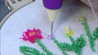 getlinkyoutube.com-Sew Mate Punch Needle