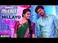 Bairavaa Songs | Nillayo Full Song | Vijay, Keerthy Suresh | Santhosh Narayanan