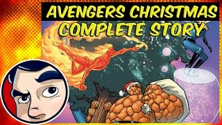 getlinkyoutube.com-Avengers Holiday Special SANTA ULTRON!!