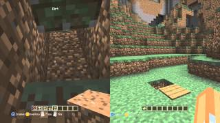 getlinkyoutube.com-Minecraft - How To: Find A Saddle (Easy)