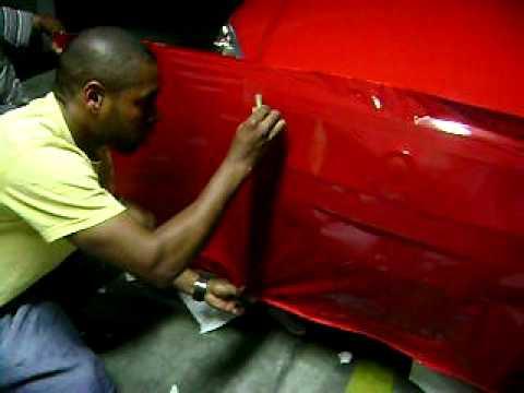 Acquerello - Envelopamento de carro