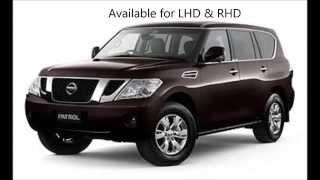 getlinkyoutube.com-TaipanXP Exhaust upgrade for Nissan Patrol Y62 5.6L VK56VD 400hp (TEASER)