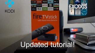 getlinkyoutube.com-(Updated) How To Jailbreak Amazon Fire Tv Stick - Install Kodi v17.0