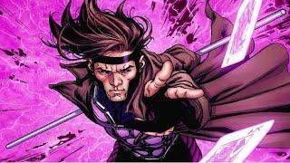 getlinkyoutube.com-X-Men vs. Street Fighter - Gambit (Arcade)