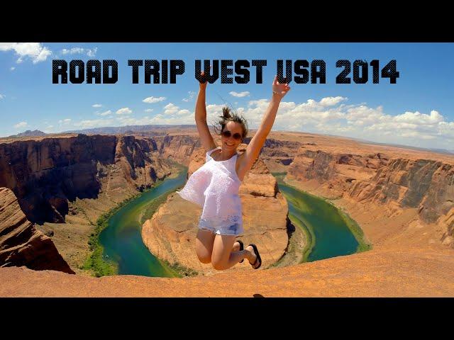 Roadtrip USA Westküste 2014 - 12 Tage