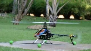 getlinkyoutube.com-O meu primeiro hover e o primeiro voo do heli (T-Rex 500) (vídeo 10)