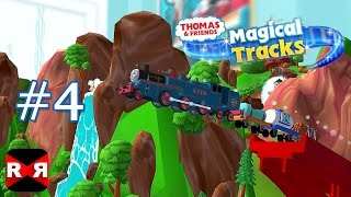 getlinkyoutube.com-Thomas and Friends: Magical Tracks - Kids Train Set - All Surprise Packs & Characters Unlocked #4