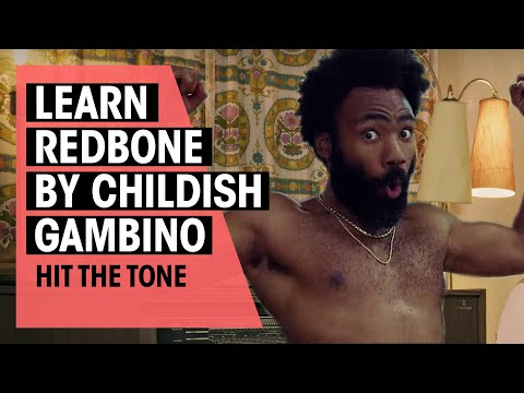 Guitar Lesson  Redbone By Childish Gambino  Hit The Tone  Thomann