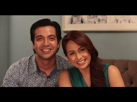 Regine Tolentino and Lander Vera Perez
