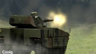 getlinkyoutube.com-3D Panzer Fist of the Polish Armed Forces / Pancerna pięść polskiej armii