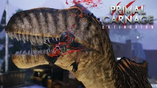 getlinkyoutube.com-Straight Into The Mouth!! Primal Carnage Extinction Survival || PART 3